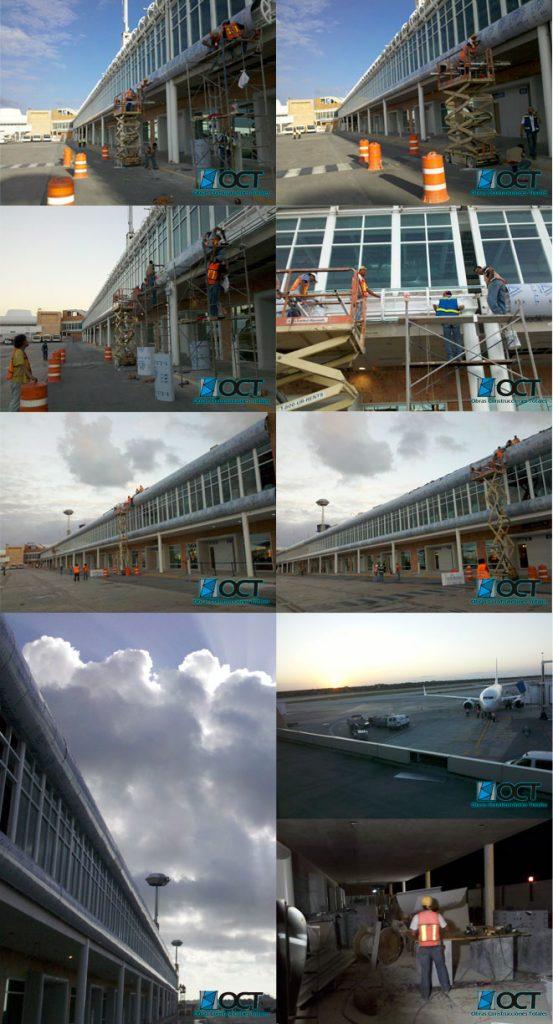 panel-aluminio-aeropuerto