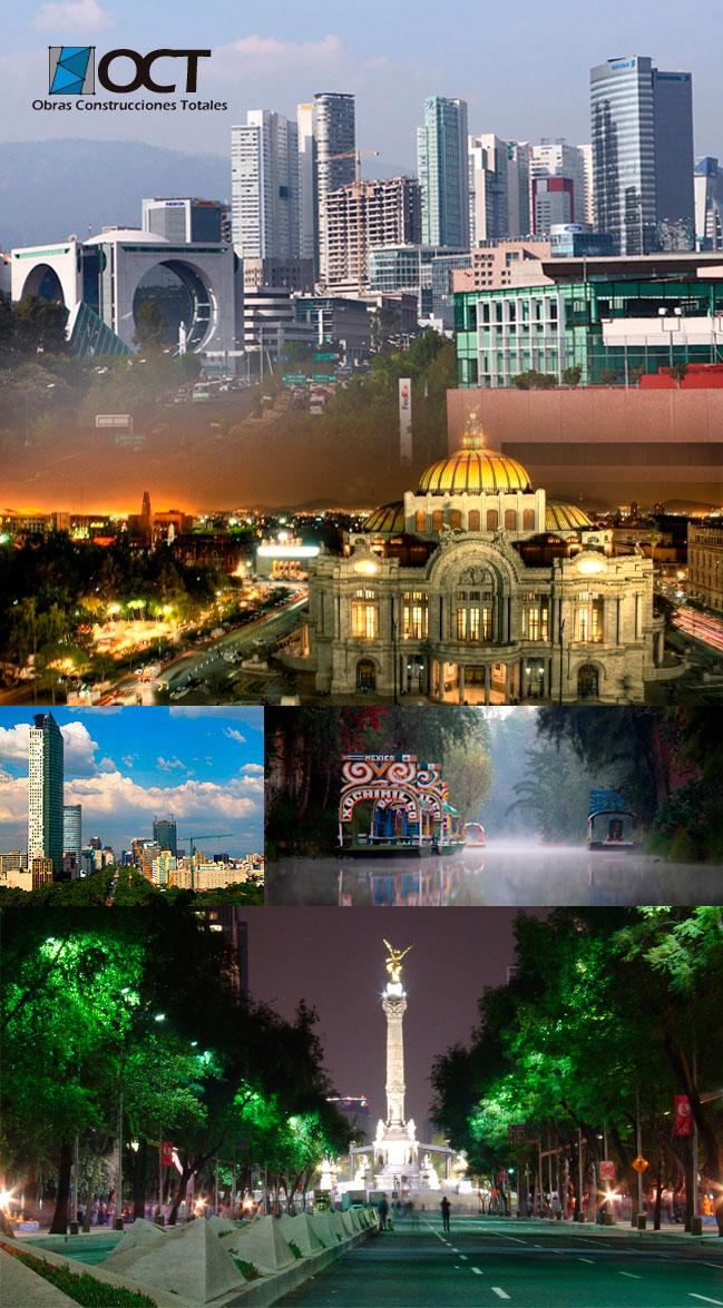 panel aluminio ciudad mexico