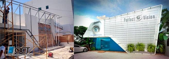 fachada alucobond cancun
