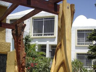 arquitectura pergola puerto morelos