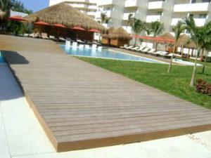 deck riviera maya hotel